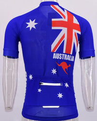 Australia national team cycling jersey