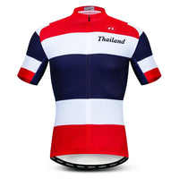 Thailand cycling jersey