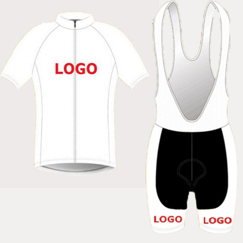 Customized cycling jersey