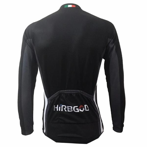 Italy long sleeve jersey