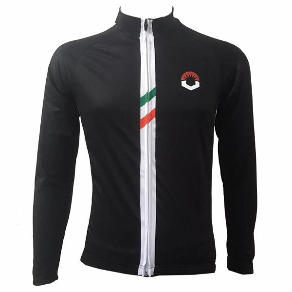 Italy long sleeve cycling jersey