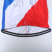 Team France cycling jersey short sleeve