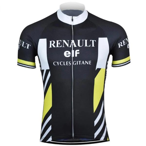 Renault pro team- Men s cycling gear – Pulling Turns d83e690fd
