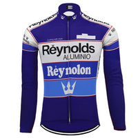 Reynolds classic cycling jersey vintage long sleeve