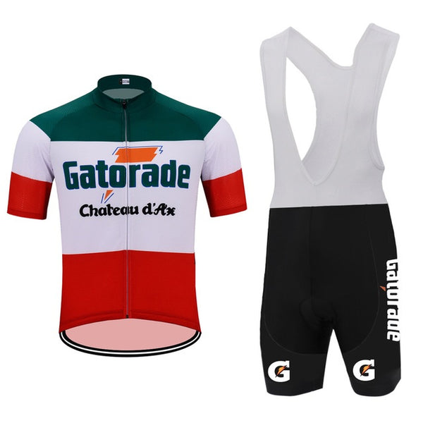 Gatorade cycling race suit
