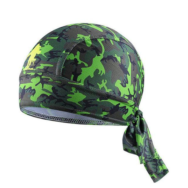 Army Bandana cycling cap