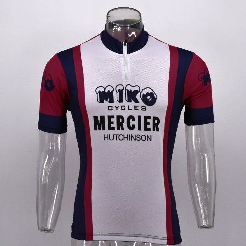 Miko Mercier cycling jersey