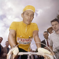 St Raphael Gitane Yellow jersey Tour de France 1963