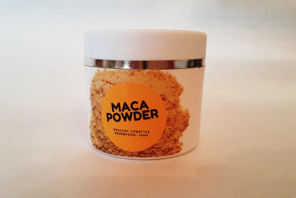 MACA POWDER 100g : boost your energy and reduce your stress