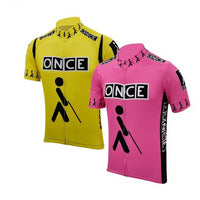 Once retro cycling jersey
