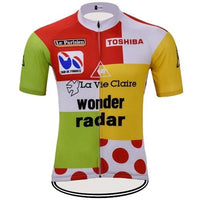 Tour de france combination cycling jersey 85