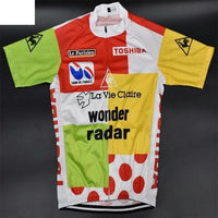 vintage tour de france combination cycling jersey