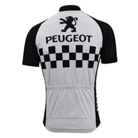 Peugeot cycling jersey