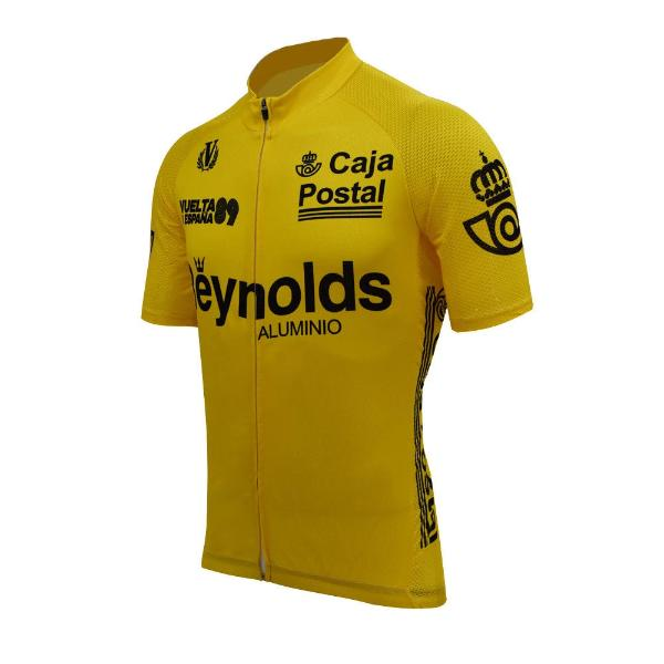 Vuelta cycling jersey