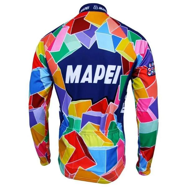 long sleeve jersey mapei