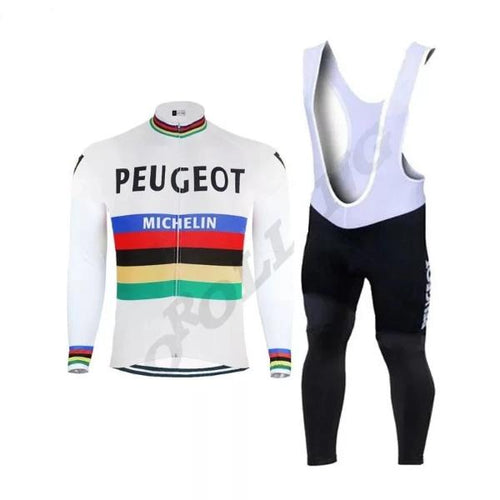 World Champion Peugeot 1966 winter Cycling set