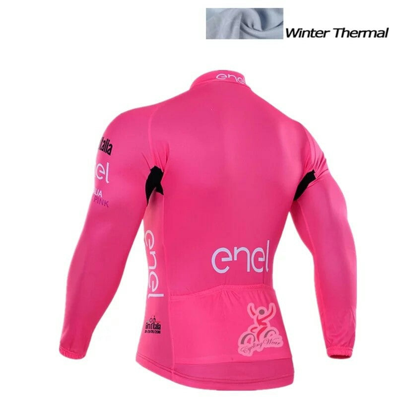 cycling set winter giro d'italia