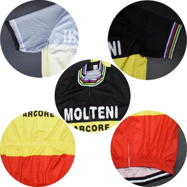 Molteni Belgium champion Cycling Kit