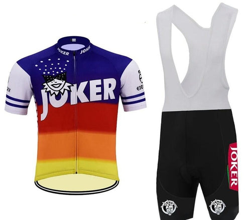 Lotto - Eddy Merckx / Joker retro cycling set 1987