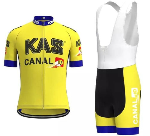 KAS cycling set 1988