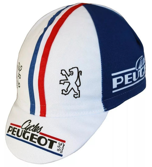 Cycling cap Cycles Peugeot vintage