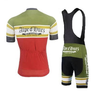 Classic Cycling set l'Alpe d'Huez