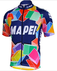 Team Mapei vintage cycling set short sleeve