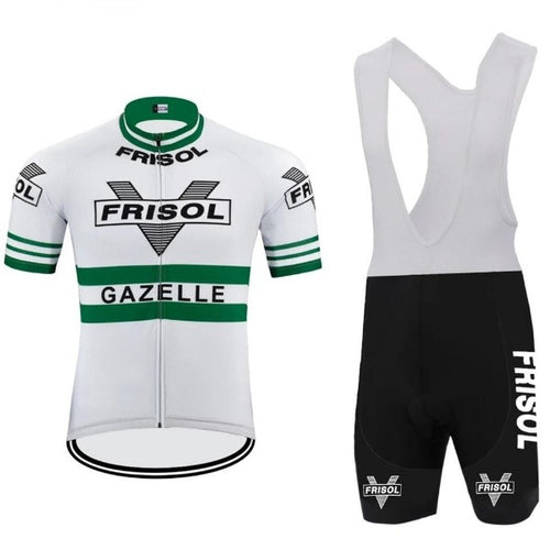 Frisol-Gazelle cycling set 1976