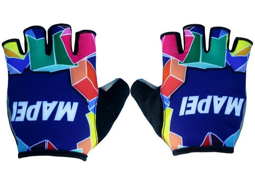 Cycling gloves Mapei