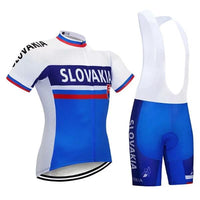 Slovakia national team cycling set
