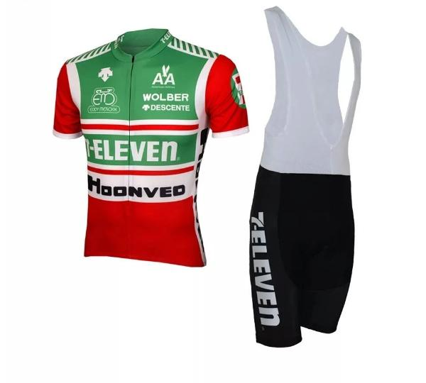 422fcca56 7 Eleven vintage cycling race suit