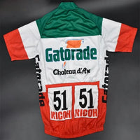 Gatorade cycling jersey