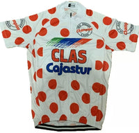 King of mountains cycling jersey Tour de France 1993