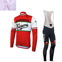 Bahamontes cycling set