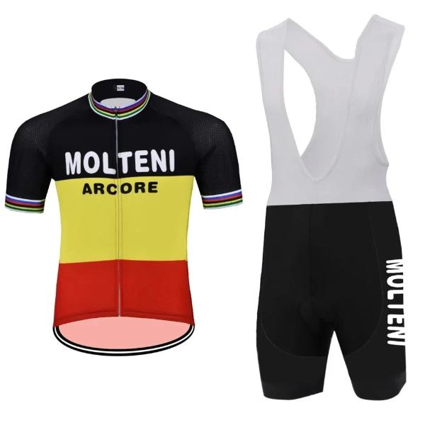 Molteni cycling race suit