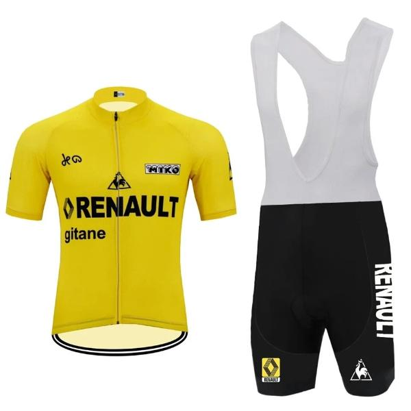 Renault cycling set 78