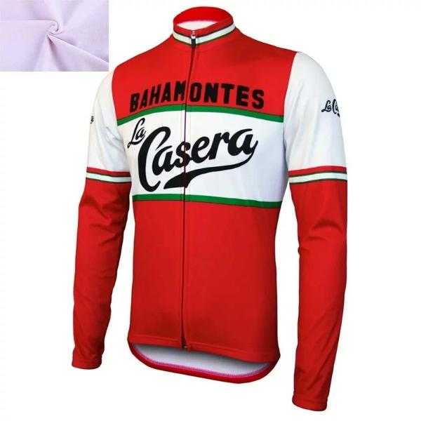 Bahamontes long sleeve jersey