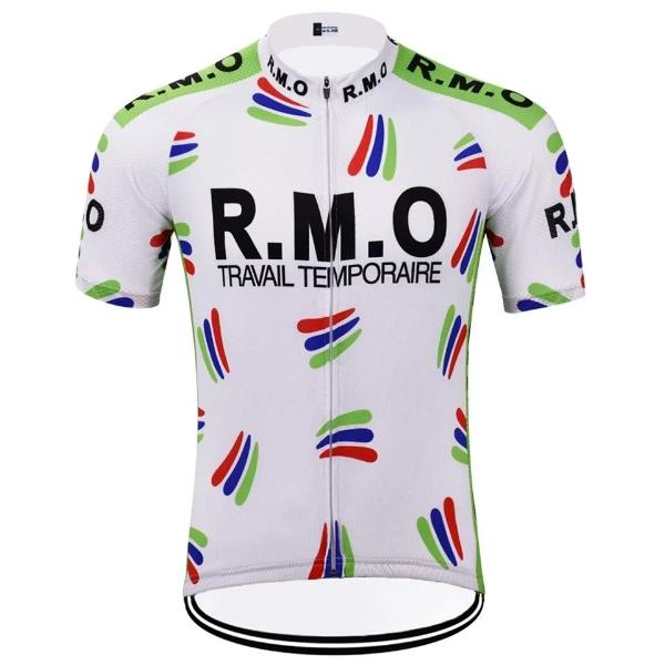 Cycling Short Sleeve Jersey MAES PILS Cycling Jersey