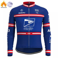 2004 US Postal cycling vintage jersey long sleeve