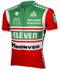 7 Eleven vintage cycling race suit