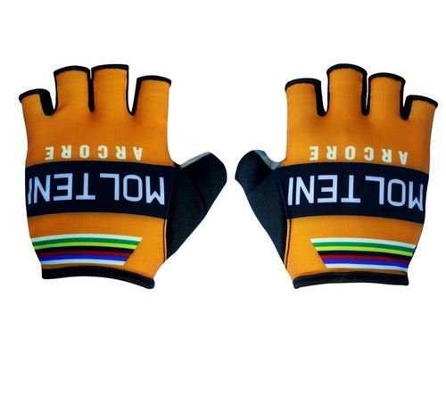 Molteni vintage cycling gloves