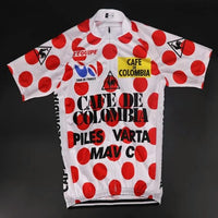 cafe de colombia cycling jersey