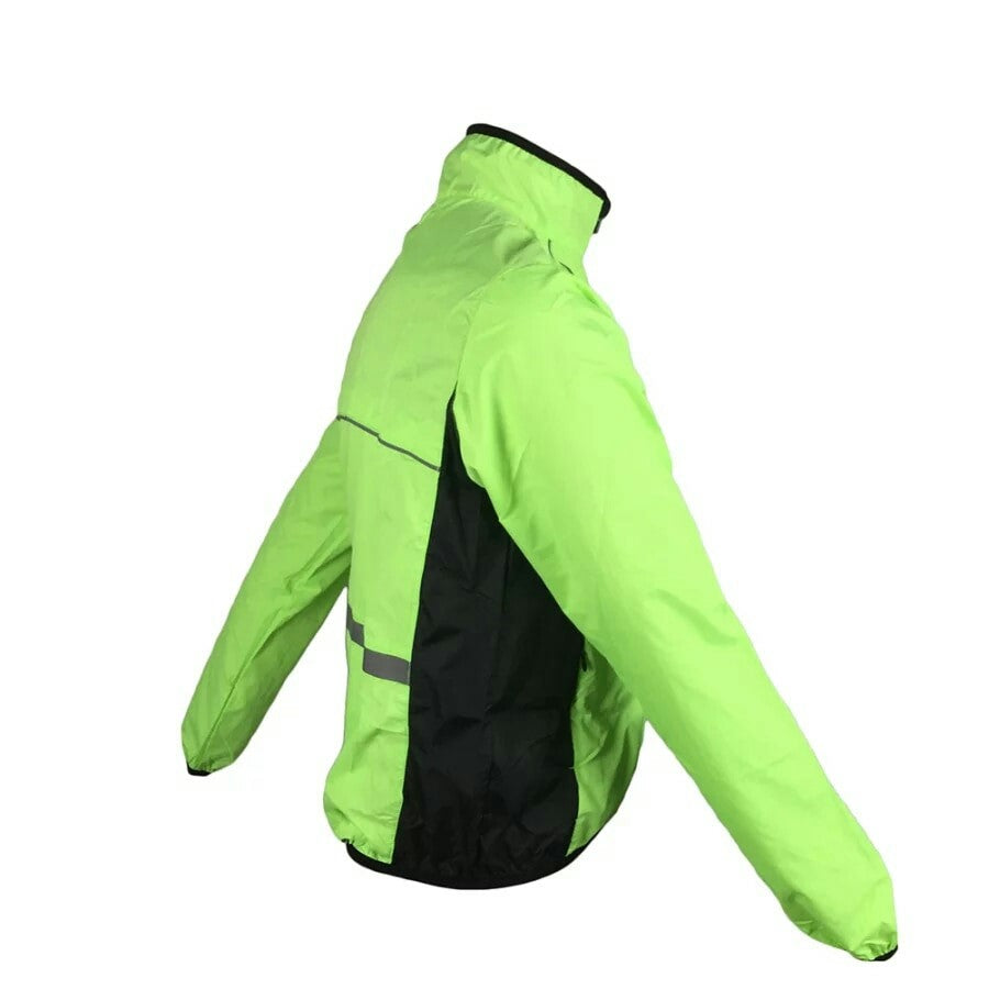 Waterproof cycling raincoat Tour de France replica