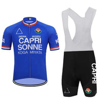 Capri Sonne vintage cycling race suit