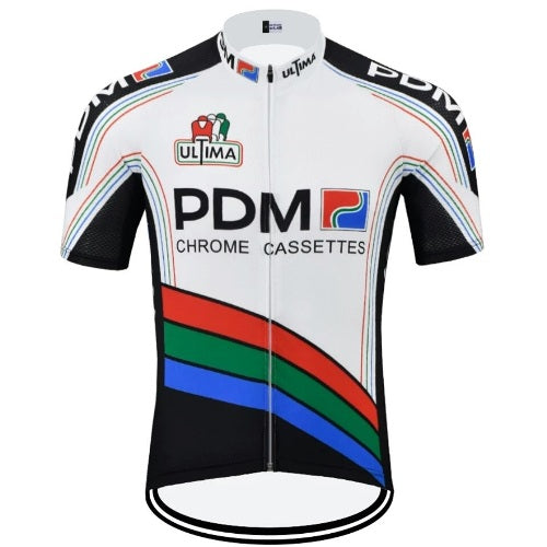 833a449dd PDM vintage cycling jersey short sleeve  PDM vintage cycling jersey ...