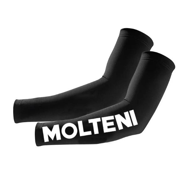 Vintage cycling armwarmers Molteni
