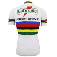 World champion Gatorade Cycling jersey Gianni Bugno