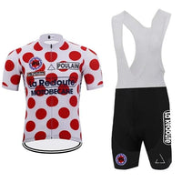 King of Mountains La Redoute retro cycling set 1981