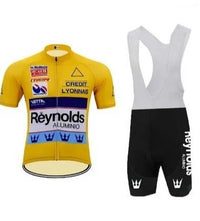 Reynolds Yellow jersey Tour de France 88 cycling set