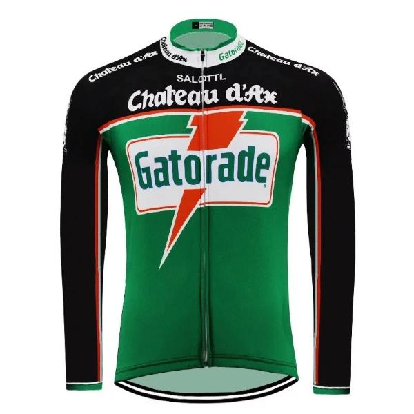 Gatorade vintage winter cycling suit